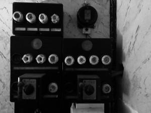 Sicherungskasten 1960
