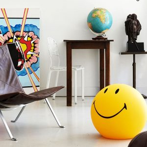 smiley lampe mr maria miffy Bodenleuchte