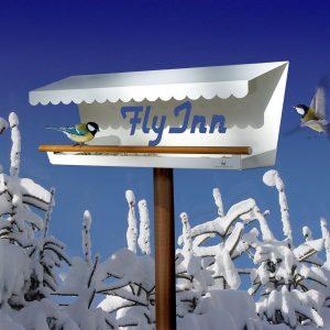Fly Inn Vogelhaus
