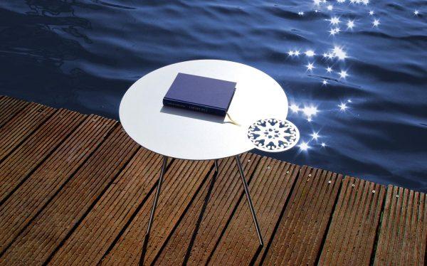 Outdoortisch X outdoor X Oriental X Metalltisch X Gartentisch X Designtisch X Designmöbel