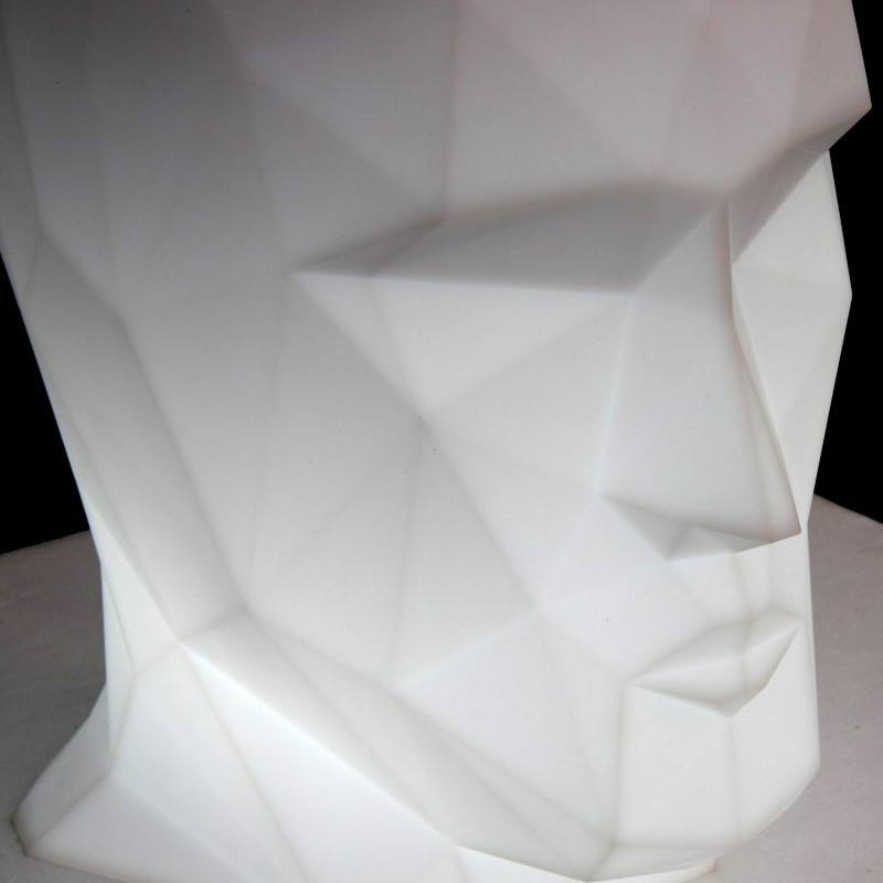 B Adan Pflanzkübel 100 x 96 x 70 cm LED-Farbwechsel-Akku - DAS ...