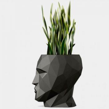 Adan-Vondom-Das-Einrichtungshaus-xxs Planters Pflanzgefäß Pflanzkübel beleuchtettes Kübel Lichtobjekt Blumentopf Design