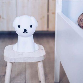 snuffy-2 Mr Maria Kinderleuchte Hundelampe Akkuleuchte Das Einrichtungshaus XXS Willich