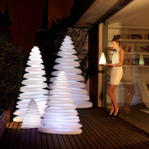 Vondom-Chrismy Weihnachtsbaum Tischleuchte Lichtbaum Gartenleuchte Das Einrichtungshaus XXS Willich Krefeld Düsseldorf