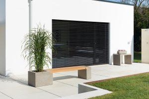 modulo division bank Beton design Gartenbank outdoorbank Holzbank Betonbank Feur_Ami Tingo Das Einrichtungshaus XXS Willich Krefeld Düsseldorf